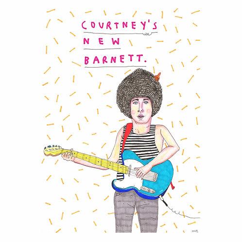 Courtney's New Barnett