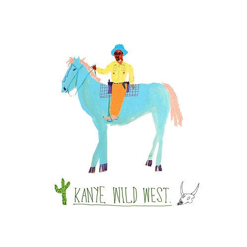 Kanye Wild West