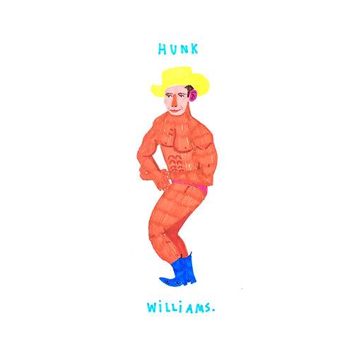 Hunk Williams