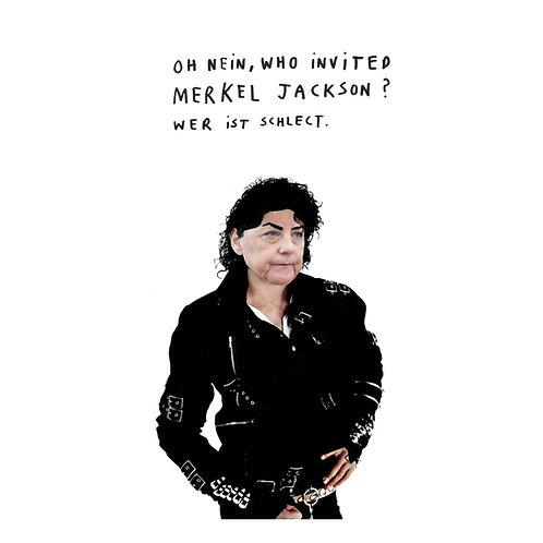 Merkel Jackson