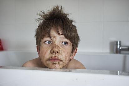 L'heure du bain