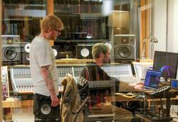 Ed Sheeran & Fred Again: Decoy Studios November 19