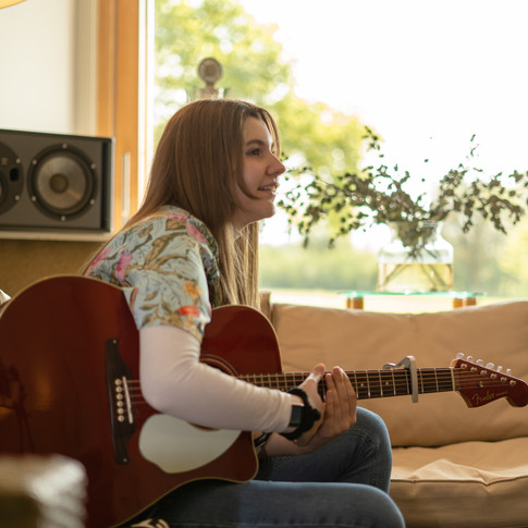 Gabby Rivers: Decoy Studios