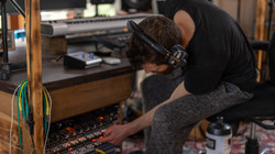 Guranfoe live at the Boathouse Studio.