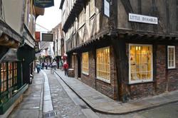 The Shambles in York