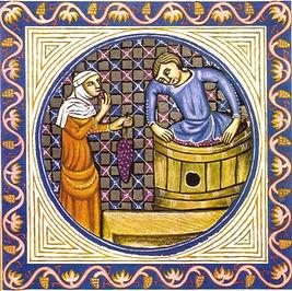 Source du vin, Domaine du Pra de Cest