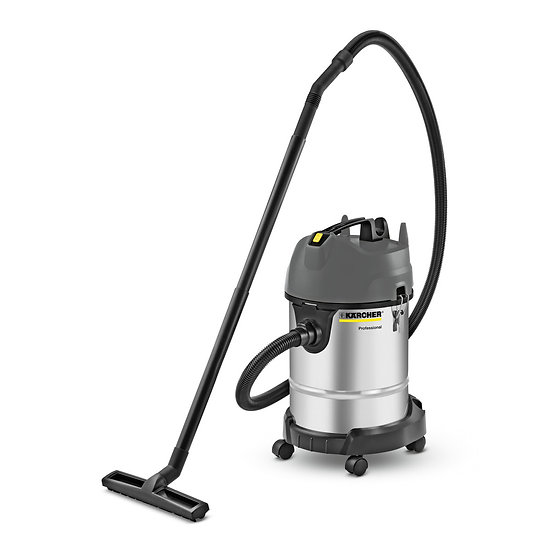 Wet and dry vacuum cleaner - NT 30/1