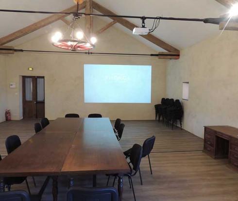 Location reunions, seminaires.