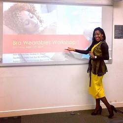 Bra Wearables Workshop