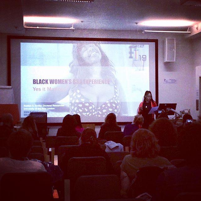 Black Women's Bra Experience