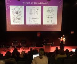 History of Bra Wearables