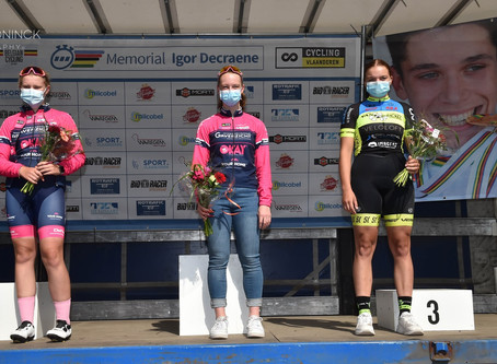 Waregem 6 september: TT Memorial Igor Decraene