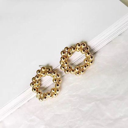 Diana Wreath Studs