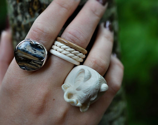Mammoth Rope Ring