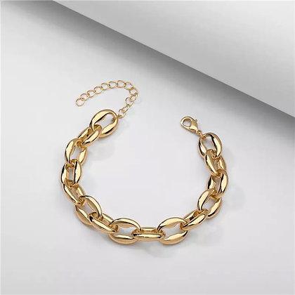 G&G Coco Chainlink Bracelet