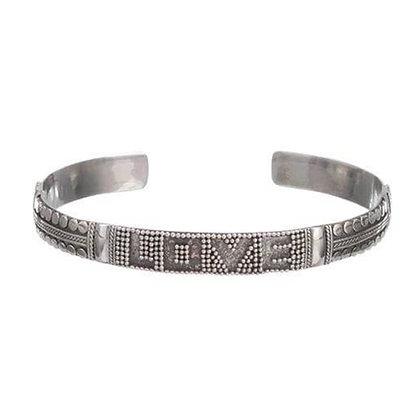 Offering LOVE Bracelet -The LOVE Is Project