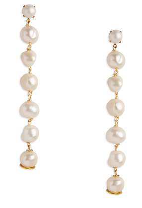 Liz Cascading Pearls