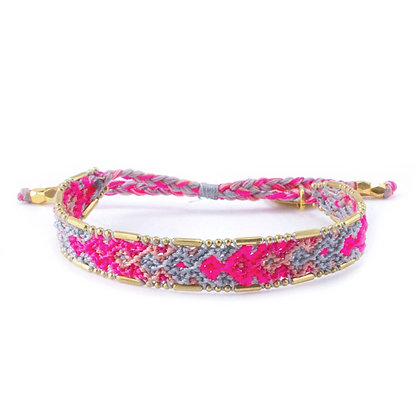 Canyon Springs Friendship Bracelet - The LOVE Is Project