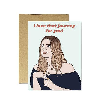Alexis Rose Card