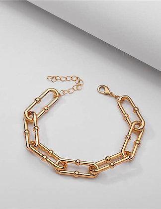 G&G Olivia Link Bracelet