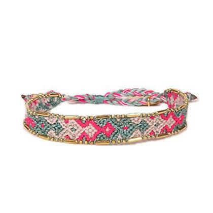 Rapids Friendship Bracelet - The LOVE Is Project