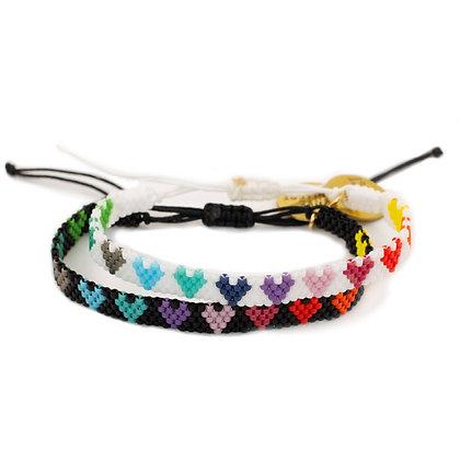 Show me the Love Bracelet Set - The LOVE Is Project