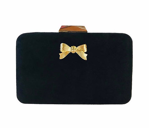 Carrie Clutch - Bow