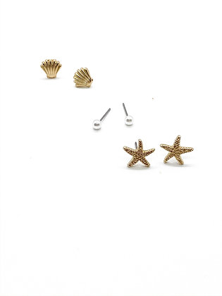 Seaside Earring Set