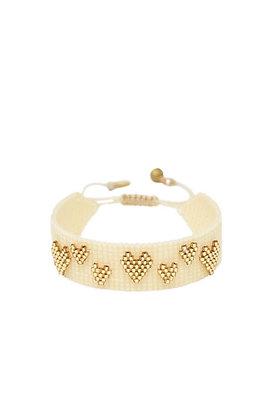 Love is in the Air Friendship Bracelet