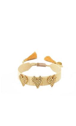 Prucha Friendship Bracelet - Gold