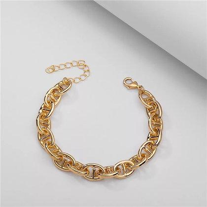 G&G Scarlet Link Bracelet