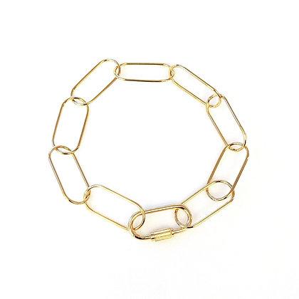 Luna Chainlink Bracelet