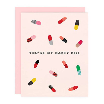 Happy Pill Card