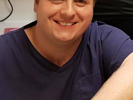 New Dentist Chris Starting in October