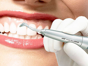 NHS dentist falkirk larbert sparkle polish