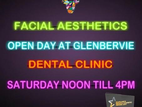 Facial Aesthetics and Clinic Open Day