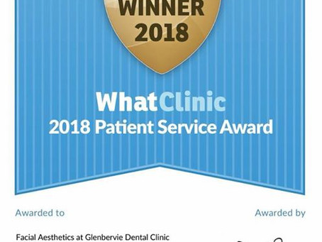 What Clinic Patient Service Award