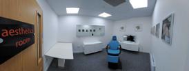 Facial Aesthetics Treatment Room