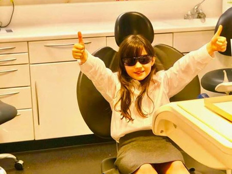 Only a Dentist's daughter