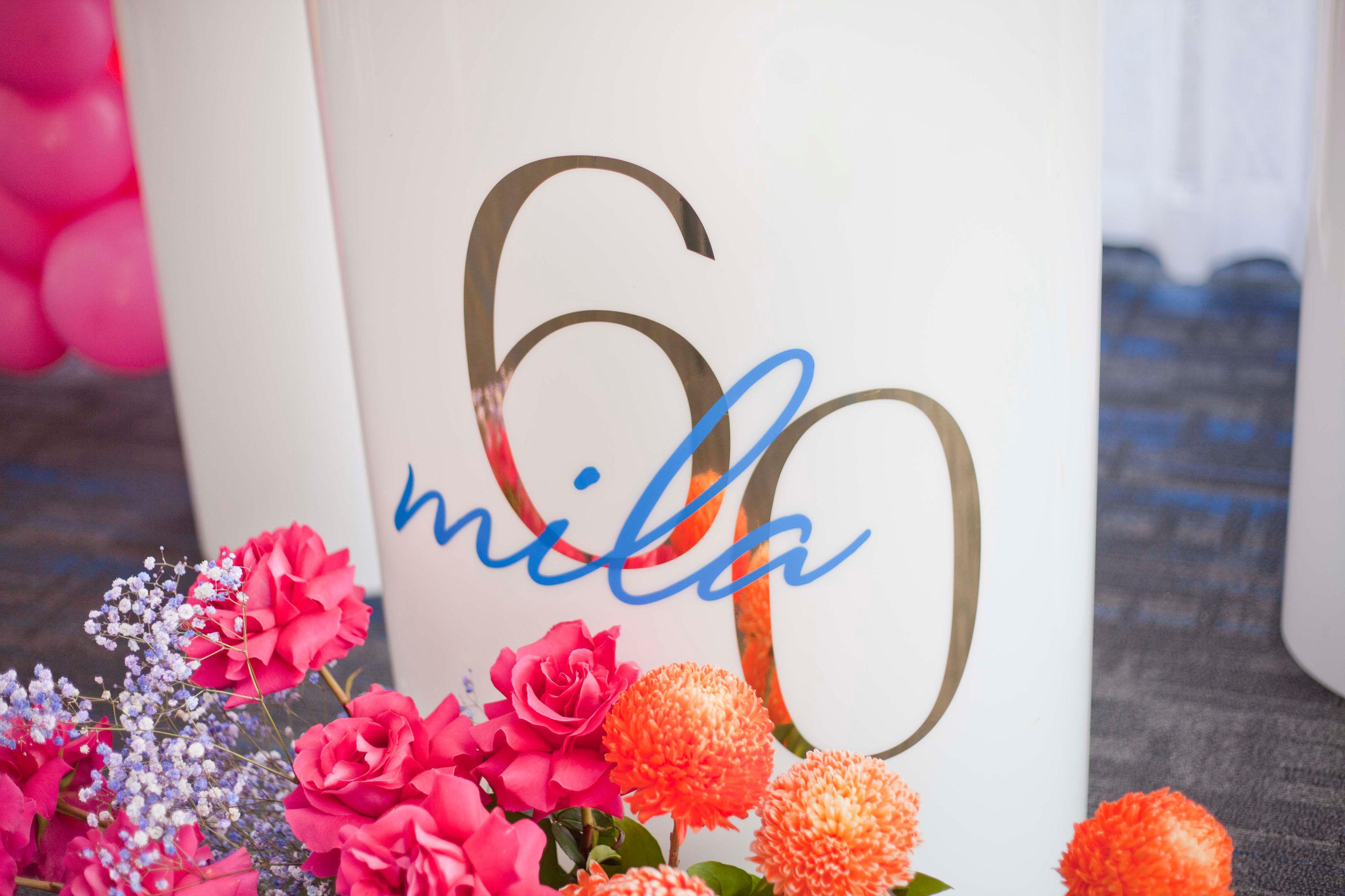 Mila's 60
