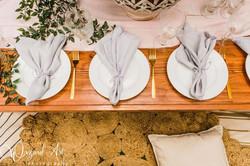 Sandra's Bohemian Bridal Shower