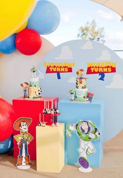 G + W Toy Story Birthday