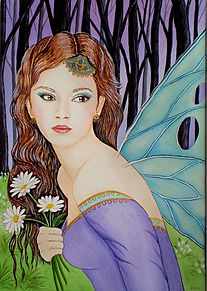 fantasy art fairy painting