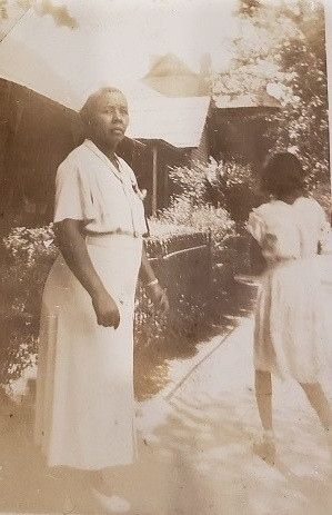 My great grandmother Julia Alford