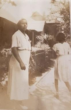 My great grandmother Julia Alford
