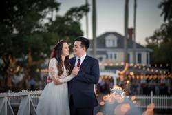 Wedding at Heitman House