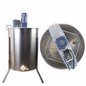 4 frame electric extractor