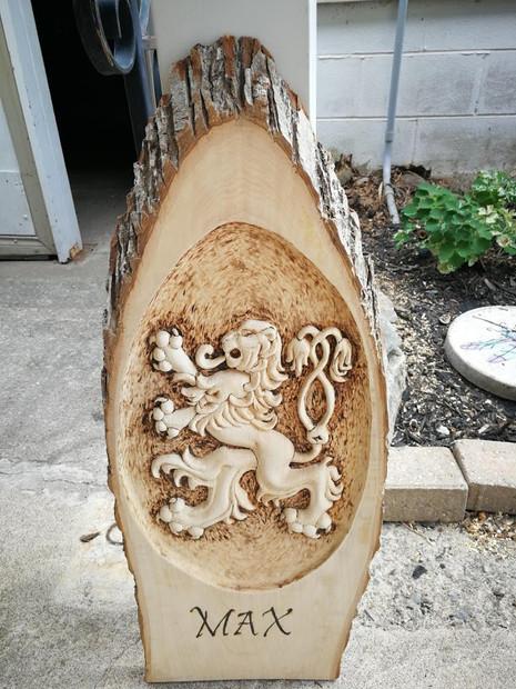 Regent Carving