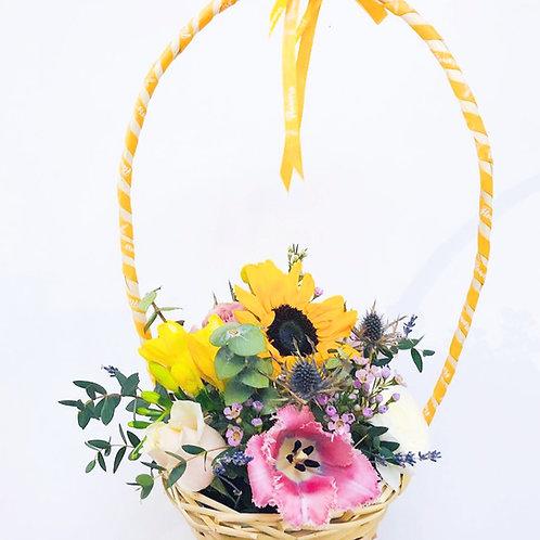 Small Flower Basket