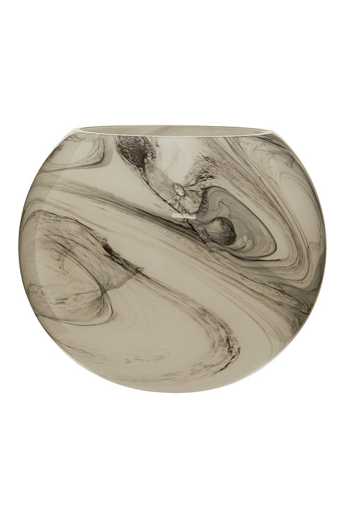 Cabell Marble Effect Vase